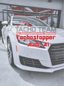 Tacho Filter Audi A1