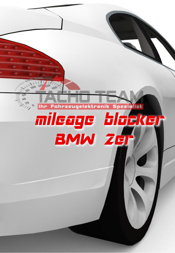 mileage stopper BMW 2er