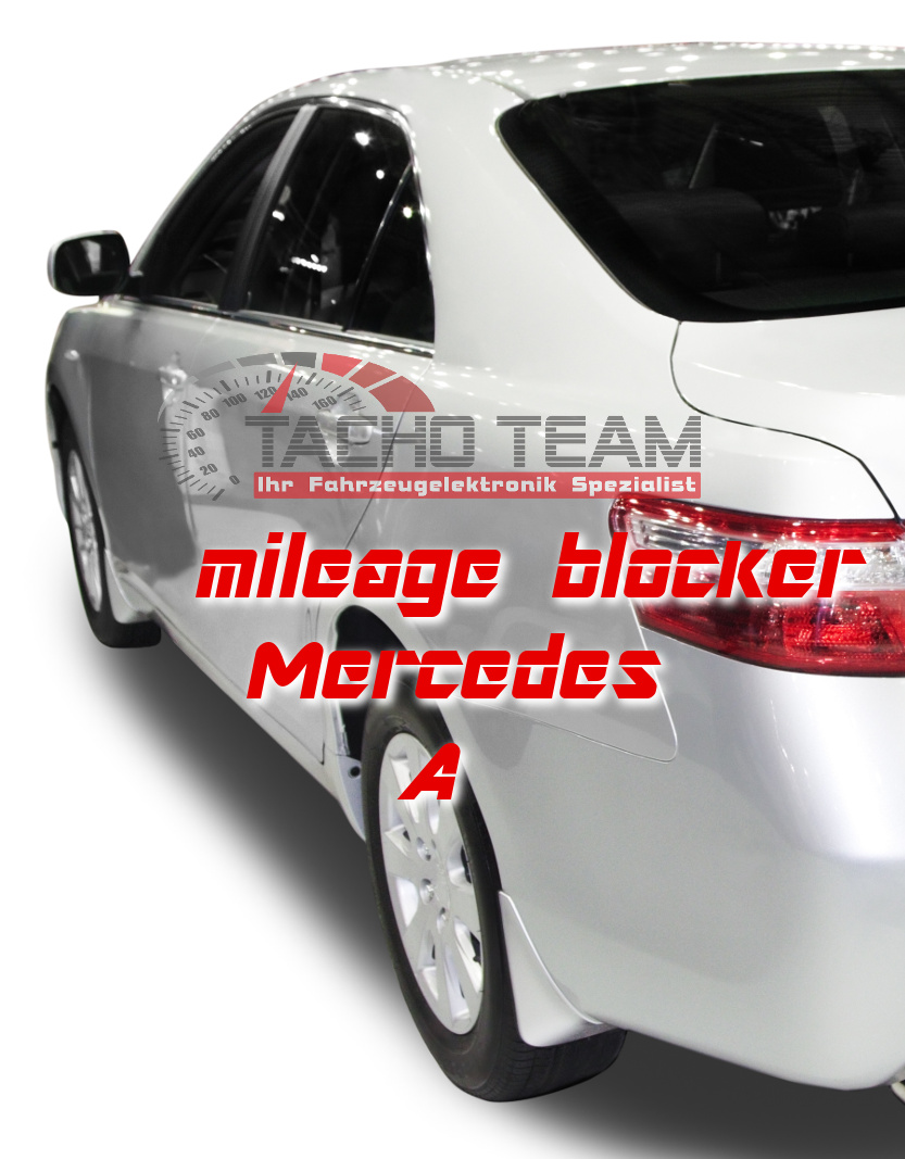 Mercedes Mileage stopper A-Class