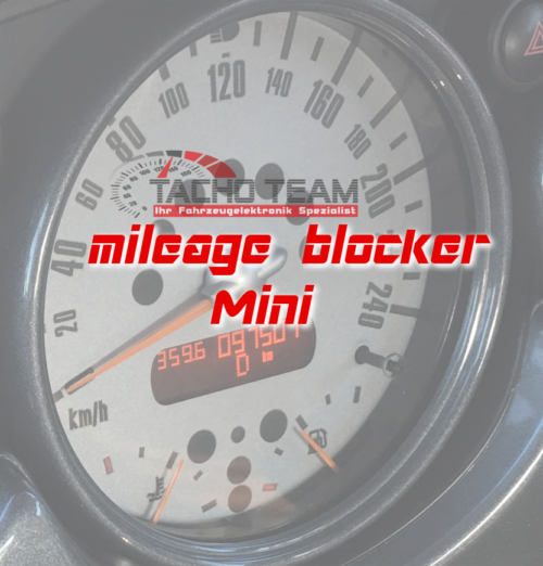 Mileage stopper Mini