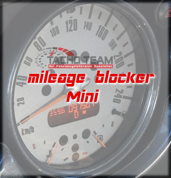 Mileage stopper Mini