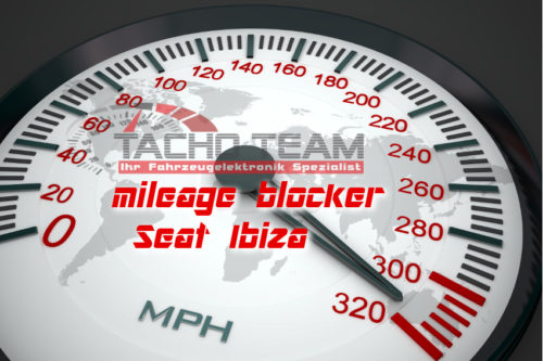 mileage stopper Seat Ibiza
