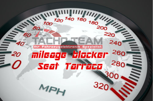 mileage stopper Seat Tarraco