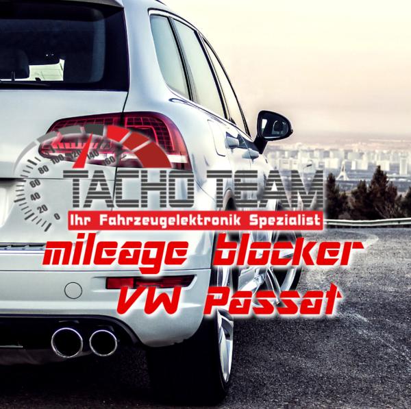 mileage stopper Passat B8