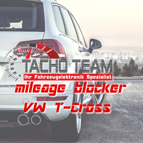 Mileage stopper VW T-Cross