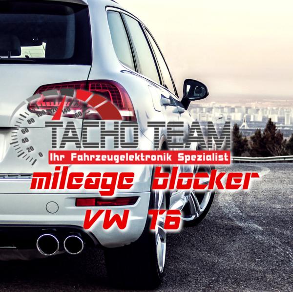mileage stopper VW T6