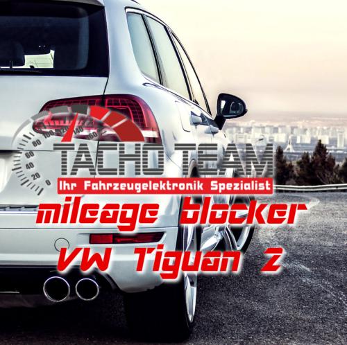 mileage stopper Tiguan 2